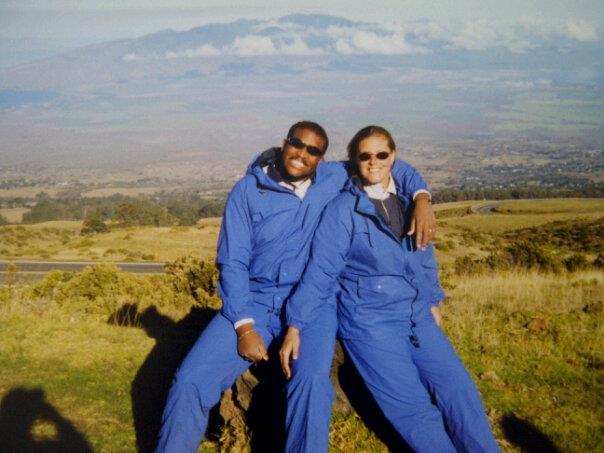 Iets lager op de Haleakala