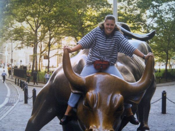 Riding the Bull, NY